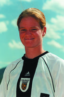 Thumbnail for Colorado College Women's Soccer. Media Guide Photos. 2001. Kifer