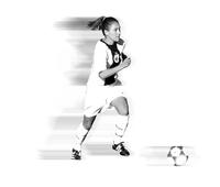 Thumbnail for Colorado College Women's Soccer. Media Guide Photos. 2001. n006Martinez