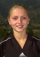 Thumbnail for Colorado College Women's Soccer. Player and Staff Portraits. 2002. Frosh7