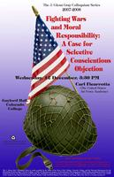 Thumbnail for Fighting wars and moral responsibility: a case for selective conscientious objection