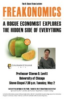 Thumbnail for Freakonomics : a rogue economist explores the hidden side of everything