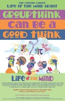 Thumbnail for Group Think Can Be a Good Think. Poster.