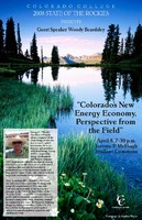 Thumbnail for Colorado's new energy economy, perspective from the field