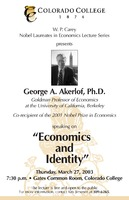 Thumbnail for Economics and identity