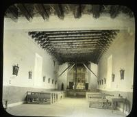 Thumbnail for Los Ranchos de Taos. Interior, Mission: A27