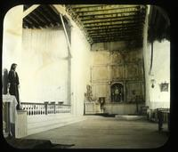 Thumbnail for Los Ranchos de Taos. North Chapel: A28