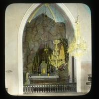 Thumbnail for San Juan 1925. Grotto of Loudres Shrine, San Juan: A36