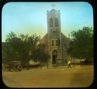 Thumbnail for San Juan 1906 (?). Church on Mission Site: A37