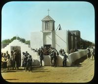 Thumbnail for Church - San Geronimo Fiesta. 1925: B5