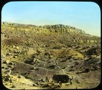Thumbnail for Walpi, First or East Mesa. Looking south. Upper southern end: B19