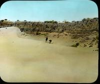Thumbnail for Sand dune near Oraibi. 1918: C49