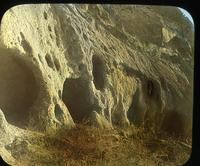 Thumbnail for Cave rooms. Puye cliff, Pajarito Park, N.M: C63