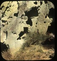 Thumbnail for Masonry doorway on cave dwelling: C96