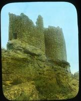 Thumbnail for Square Tower Canon. Twin Towers. 1908: D24