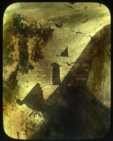 Thumbnail for Mancos Canon. Wall under cave roof. 1908: D35