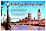 Thumbnail for Study Abroad Re-Entry Panel. Poster.