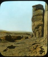 Thumbnail for Pueblo Bonito. Chaco Canyon, N.M. from rear: D38