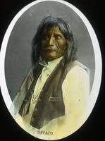 "Thumbnail for Portrait of ""chief."" 1910. E16"