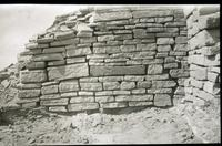 Thumbnail for Detail of masonry at 3 Mile: E87