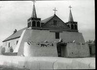 Thumbnail for Exterior, Isleta mission: I36