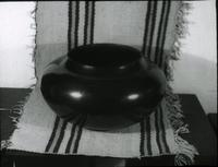 Thumbnail for Black bowl by Maria, in WWP collection: H77