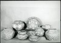 Thumbnail for Old Zuni bowls, WWP: H93
