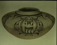 Thumbnail for Old Hopi bowl, Laboratory of Anthropology, Santa Fe: I4