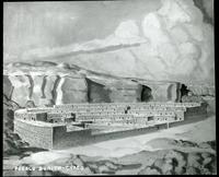 Thumbnail for Pueblo Bonito, Reconstruction by Coffin: F11