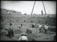 Thumbnail for Sun Sanctuary, being excavated. 1931: F21