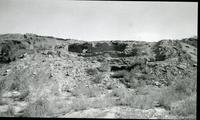 Thumbnail for Chetro Ketl. Exploratory pit #2, general view. 1937: F60