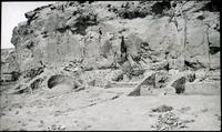 Thumbnail for Talus Unit No. 1, excavations. 1935: F67