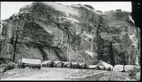 Thumbnail for Excavation tent camp. 1931: F85
