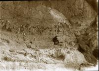 Thumbnail for Painted Cave. Frijoles, N.M: G62