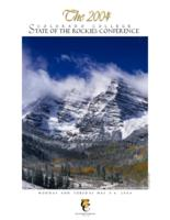 Thumbnail for 2004 Colorado College State of the Rockies conference