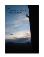 Thumbnail for Colorado College alpine journal [2007 v. 2]