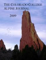 Thumbnail for Colorado College alpine journal [2009 v. 3]