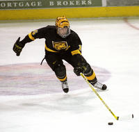Thumbnail for Colorado College Men's Hockey. Action Photos. 2003-2004. CrabbeAFA1103-109
