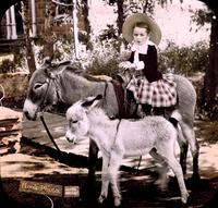 Thumbnail for C04 Young America (Child, Donkeys)