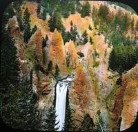 Thumbnail for D13 Tower Creek Falls, Yellowstone Park
