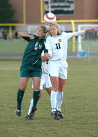 Thumbnail for Colorado College Women's Soccer. CC vs. Utah. 2004. CCWS11-54