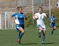 Thumbnail for Colorado College Women's Soccer. CC vs. Air Force. 2004. CCWS7.049