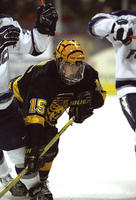 Thumbnail for Colorado College Men's Hockey. Action Photos. 2003-2004. CrabbeAFA1103-216