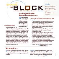 Thumbnail for Around the Block [2007-2008 Block 8]