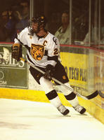 Thumbnail for Colorado College Men's Hockey. Action Photos. 2003-2004 - CStuartDU1103-416