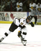 Thumbnail for Colorado College Men's Hockey. Action Photos. 2003-2004. CStuartreachMN104-413