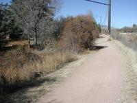Thumbnail for Facilities Services, Jogging Trail along East Side of Property