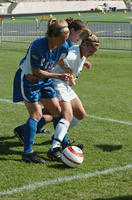 Thumbnail for Colorado College Women's Soccer. CC vs. Air Force. 2004. CCWS8.540