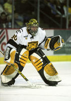 Thumbnail for Colorado College Men's Hockey. Action Photos. 2003-2004 - McElhinneyposeMN104-119