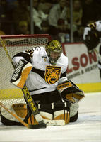Thumbnail for Colorado College Men's Hockey. Action Photos. 2003-2004. McElhinneysaveMN104-117