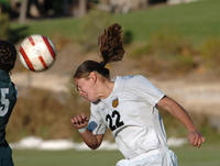 Thumbnail for Colorado College Women's Soccer. CC vs. Utah. 2004. CCWS22-027